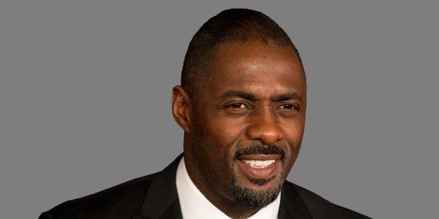 Idris Elba in a file