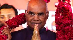WATCH: 14th President Of India Ram Nath Kovind's Swearing In