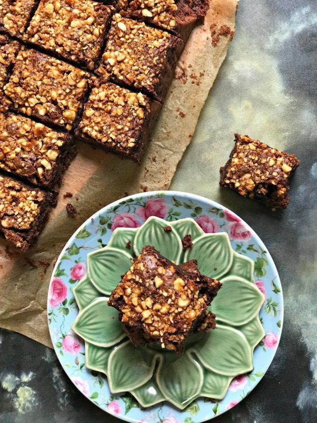 Chikki Brownie