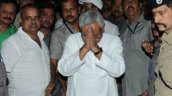 The Congress Is Responsible For Nitish Kumar's Return To The