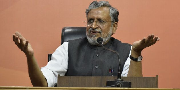 If Hindutva Ever Comes To Haunt Nitish Kumar, Sushil Modi Will Be His