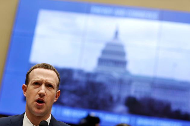 Facebook's Mark Zuckerberg Unscathed From Questioning By US Lawmakers And Considerably