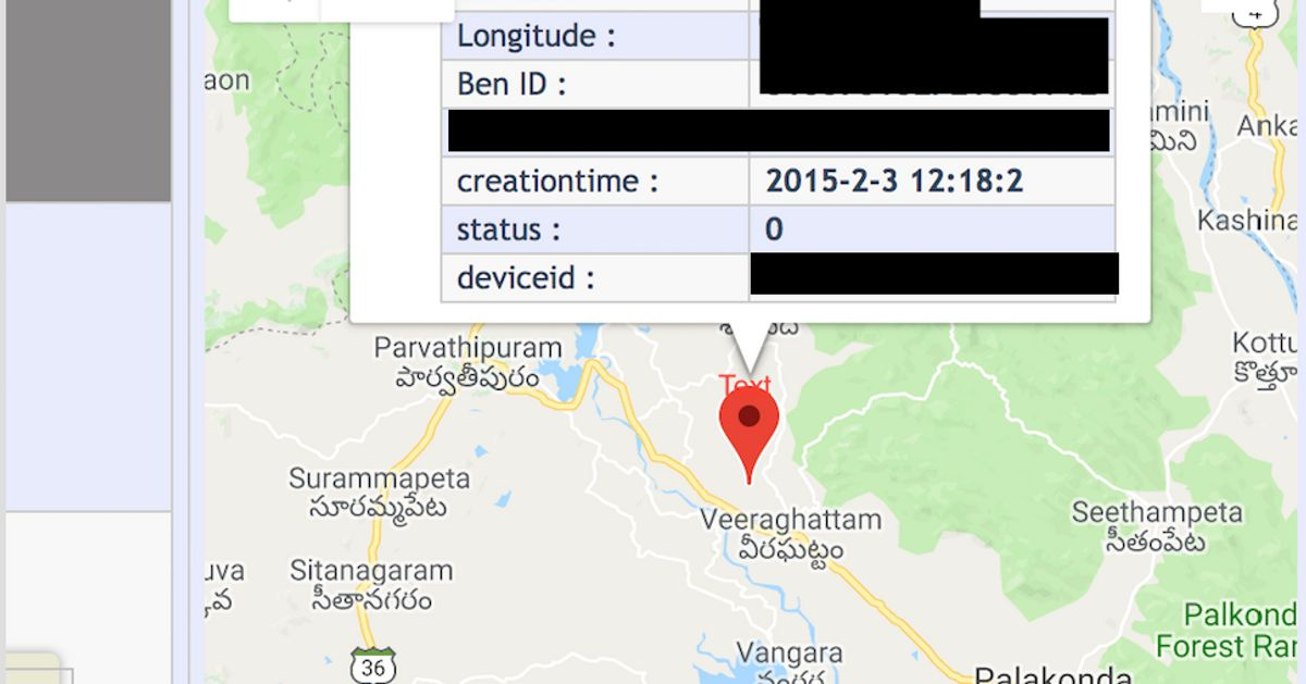 AADHAAR Seeding Fiasco: How To Geo-Locate By Caste and Religion In