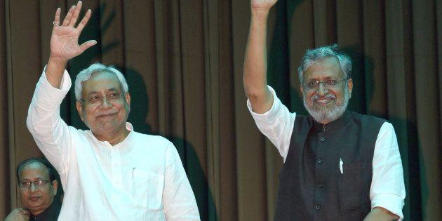 Nitish Kumar Wins Trust Vote In Bihar