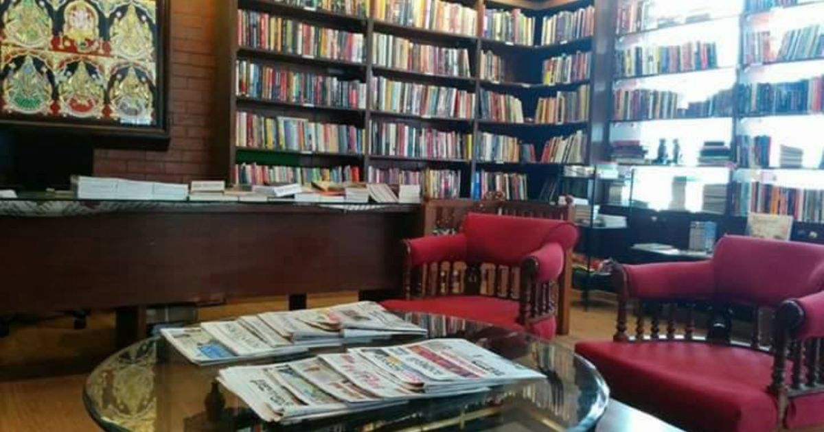 How Bangalore Bookshop Atta Galatta Keeps Itself Going In A World Of E-Books
