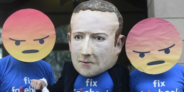 Election Experiment Proves Facebook Just Doesn't Care About Fake News In