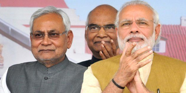 'No One Is Strong Enough To Take On Modi In 2019', Says Nitish Kumar, The BJP's Newest