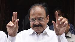 Venkaiah Naidu Is The Next Vice President Of