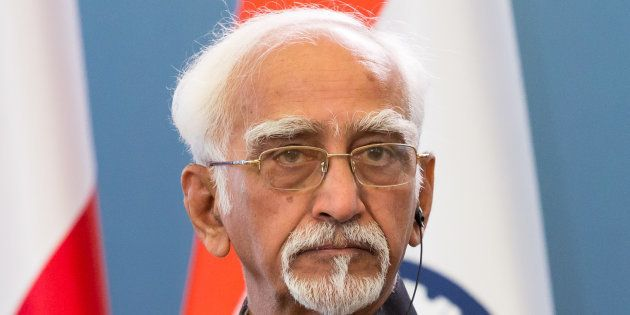 There Is A Feeling Of Unease And Insecurity Among Muslims, Says Vice President Hamid Ansari In Final