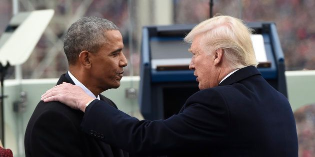 Trump And Obama Have One Surprising Thing In Common – The Words They