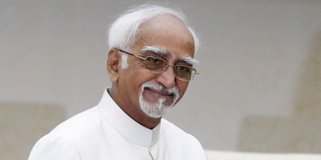 Outgoing Vice-President Hamid Ansari, Target Of Much Troll Hatred, Bows Out With A