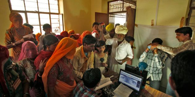 Authorised Aadhaar-enrolment operators used to be the most visible sign of India's quest to capture the fingerprints, iris scans and personal details of over a billion citizens into a vast, centralised database.
