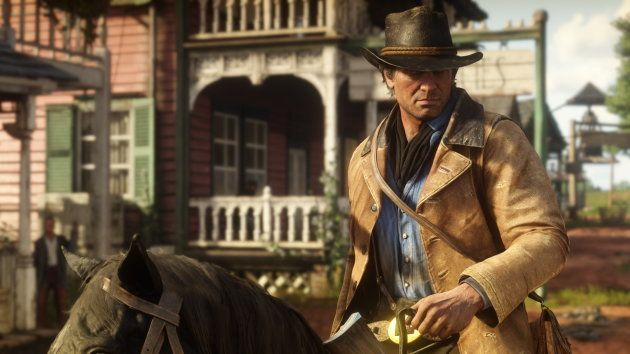 Red Dead Redemption 2 Review—Controls, Pacing And Too Much Ambition Get In The