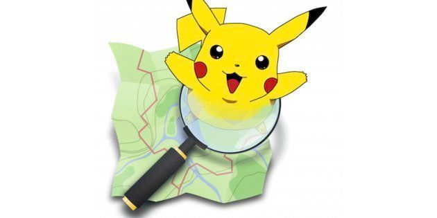 A photoshopped image of the OSM logo and Pikachu from Pokemon