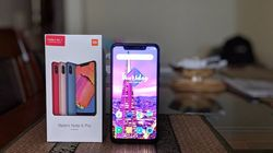 Redmi Note 6 Pro Review: Not A Big Upgrade, But A Reliable