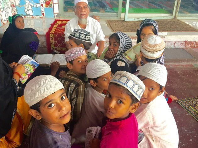 In RSS Schools, Muslim Students Are Learning To Live With