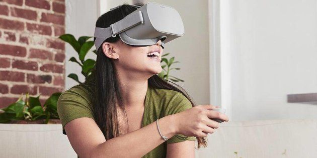 The new headset from Facebook-owned Oculus is a standalone virtual reality device that doesn't require...