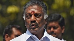 O Panneerselvam Sworn In As Tamil Nadu Deputy Chief