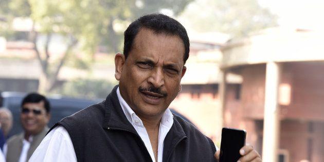 Rajiv Pratap Rudy Resigns From Union