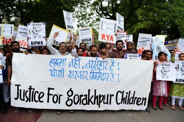 My Daughter Was Not A Number, Cries A Father Of The Forgotten Gorakhpur