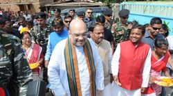 Birsa Munda's Village Gets A Facelift For A Meal With Amit Shah, Gets Ditched At The Last
