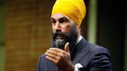 Jagmeet Singh, NDP Leadership Candidate, Says He's Ready To