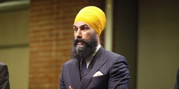 Jagmeet Singh, Canada's New Political Star, Hopes To Beat Trudeau At His Own