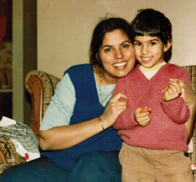 New NDP leader Jagmeet Singh credits his mother as being his biggest influence. (Photo courtesy Jagmeet