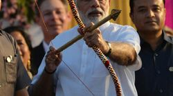 When It Comes To Untangling The Current Economic Mess, The RSS Steals The March Over
