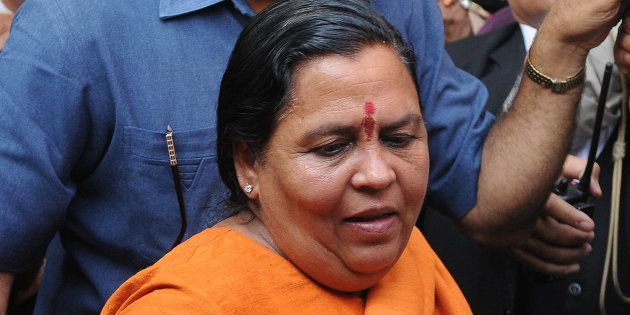 Mahatma Gandhi's Murder Only Benefitted Congress, Says Uma