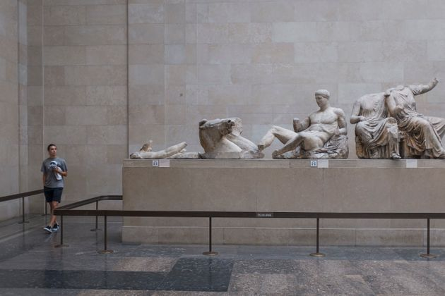 «Stolen Goods Tour»: Ανεπίσημη ξενάγηση στο Βρετανικό Μουσείο για επιστροφή κλεμμένων