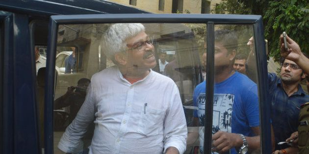 Former BBC Journalist Vinod Verma was arrested by the Chhattisgarh police from his Ghaziabad residence...