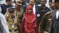 Hadiya's Father To Move Court Against Dean Who Allowed Her To Speak To Her
