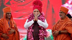 Thanks To Modi and Hindutva, BJP Has Won Gujarat By The Skin Of Its