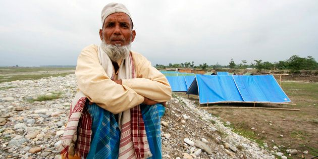 Indian Or Not? Muslims Fret Amid Drive Against Illegal