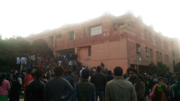 Why JNU's Women Students Are Up In Arms Against The Compulsory Attendance