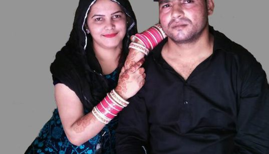 A Month After The Kasganj Communal Violence, A Love Story Hangs In The