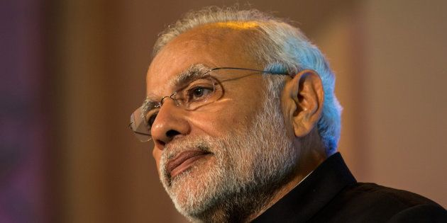 Furor Erupts Around Modi's App Over Alleged Data