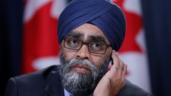 Defence Minister Harjit Sajjan Talks Racism, Fighting To Be Seen 'As A