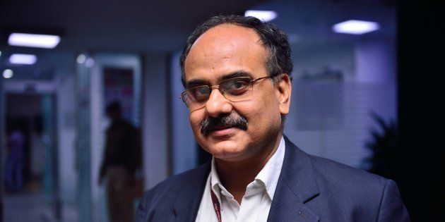 Ajay Bhushan Pandey, CEO of
