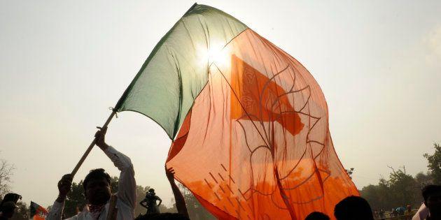In Karnataka's Hindutva Heartland, A Catholic And A Muslim Find No Joy In Casting Their First