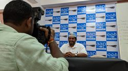 A 48-Year-Old Engineer Is Leading AAP's Campaign In Karnataka