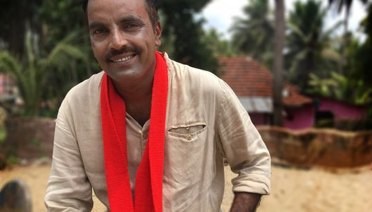 In Karnataka's Hindutva Lab, A Muslim Communist Is Marching To A Different