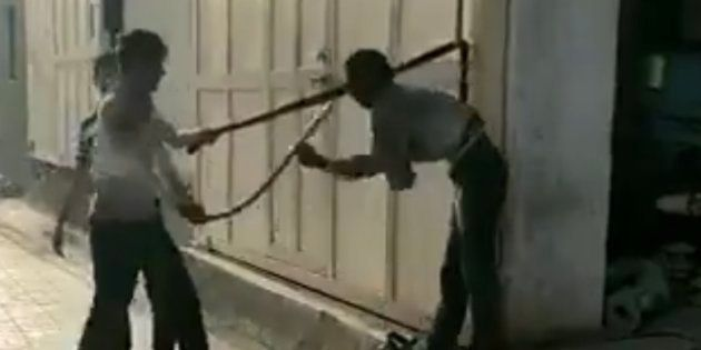 Video: Dalit Man Tied, Flogged, Beaten to Death in Gujarat, Say Media