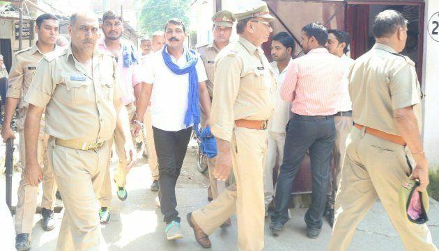 One Year After His Arrest, Chandrashekhar Azad Is A Prisoner Of The Yogi Adityanath
