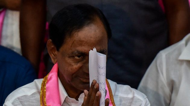 Assembly Election Results 2018 LIVE: KCR Takes Oath As Telangana Chief