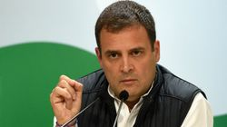 Rahul Gandhi Sent Out An Audio Message Asking Congress Workers Their Choice Of