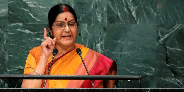 The Vicious Trolling Of Sushma Swaraj Shows The Modi-Shah Project To Remake The BJP Is