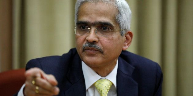 A file photo of Shaktikanta