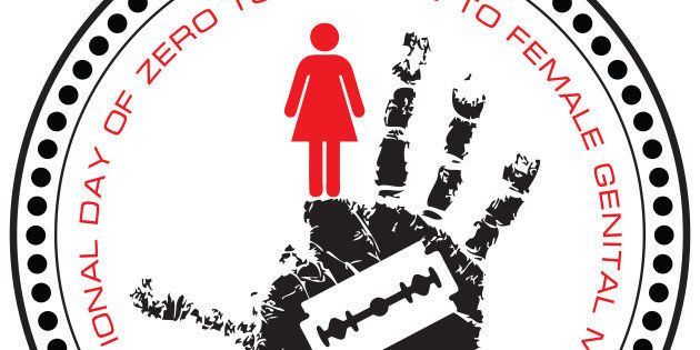 Stamp Stop. International Day of Zero Tolerance to Female Genital